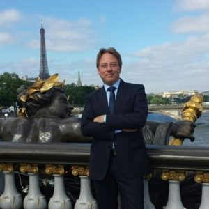 HE Ludovic Pouille - French Ambassador to the UAE