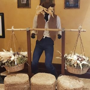 Friday Farmers Brunch - Guess The Weight Competition - Bab Al Shams Desert Resort & Spa