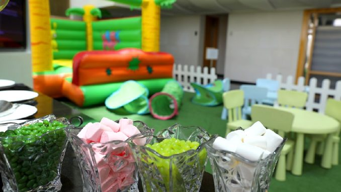 Kids Activities - UAE National Day at The Meydan Hotel
