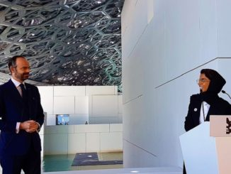 UAE-France Cultural Dialogue 2018 - Louvre Abu Dhabi