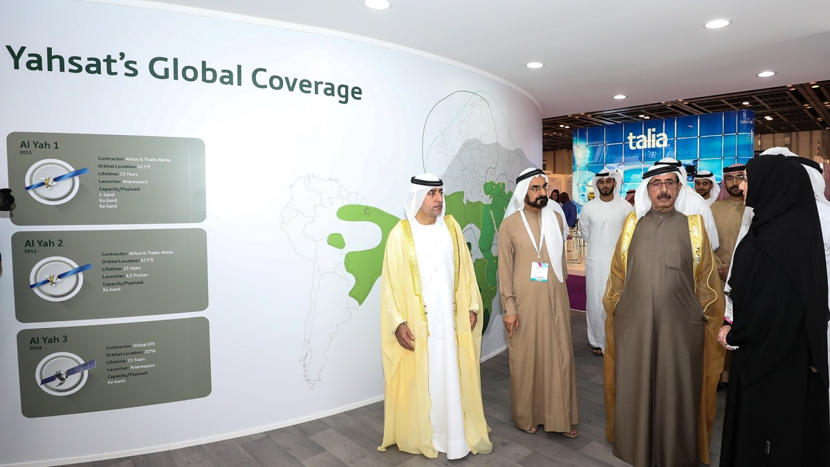 CABSAT 2018 - Official Opening (02)