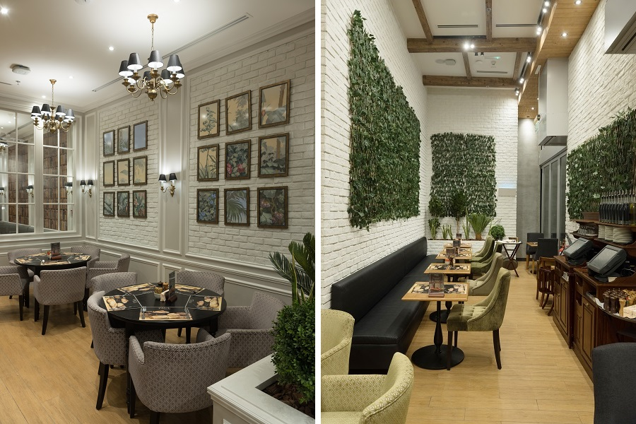 Paul Bakery & Restaurant - Seating Areas (01)