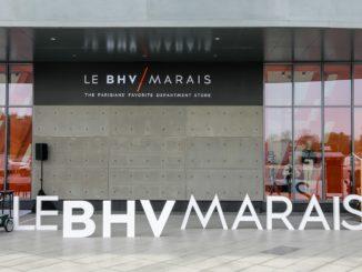 Le BHV Marais City Walk