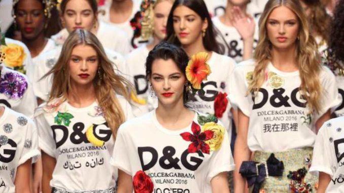 Dolce and Gabbana SS2017