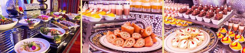 Kempinski Hotel Ajman - Iftar Buffet