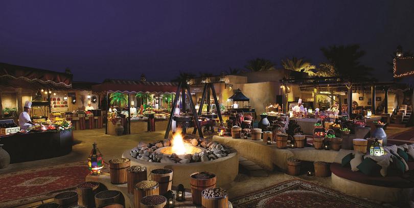 Live Your Summer Dream Bab Al Shams Al Hadeerah Desert Restaurant