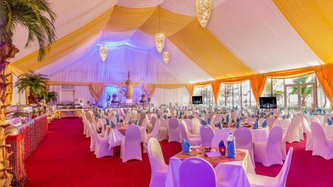 Be Health - Kempinski Hotel Ajman - Ramadan Tent