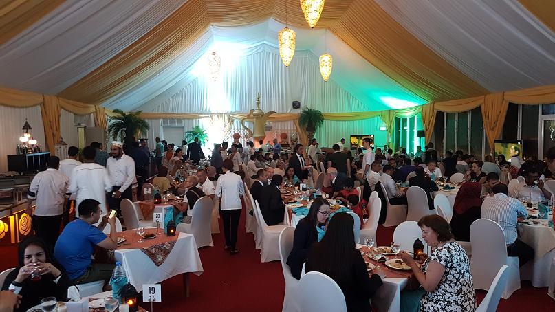 Kempinski Hotel Ajman - Ramadan Tent