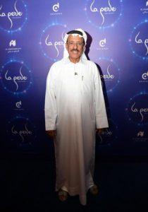 La Perle World Premiere - Khalaf Al Habtoor