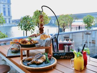 Café Artois by Bridgewater Tavern - JW Marriott Marquis Dubai