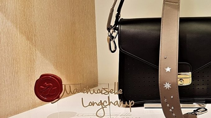 Mademoiselle Longchamp Bag