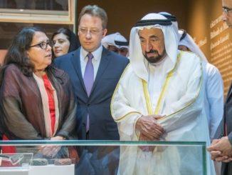 UAE Archaeological Treasures Exhibition - Inauguration Ceremony - Sharjah Archaeology Museum