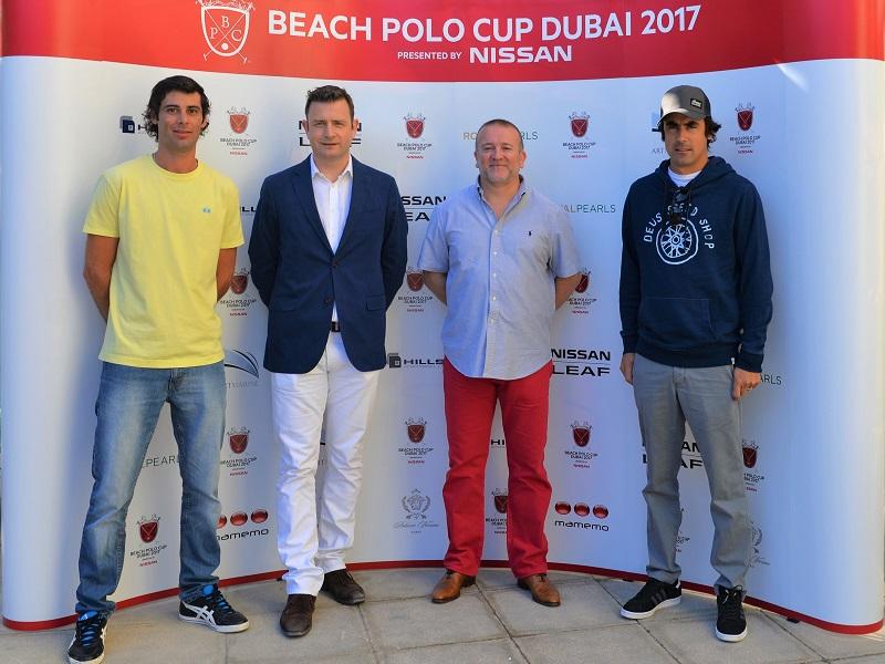 Beach Polo Cup Dubai 2017