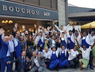 Bouchon Bakery Opening - The Beach - Jumeirah Beach Residence