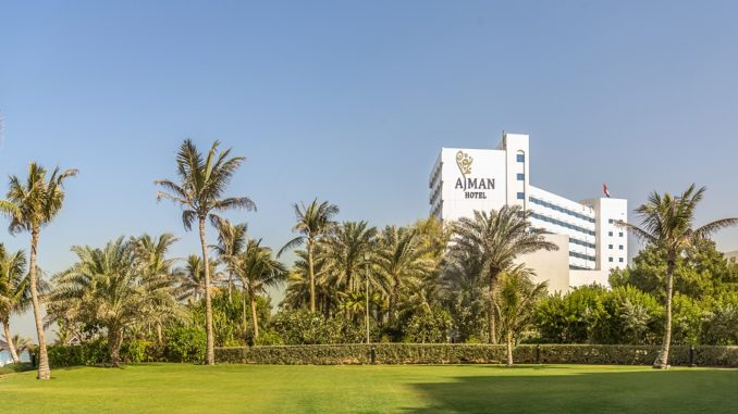 Ajman Hotel - A Blazon Hotels brand, managed by Smart Hospitality Solutions (SHS)
