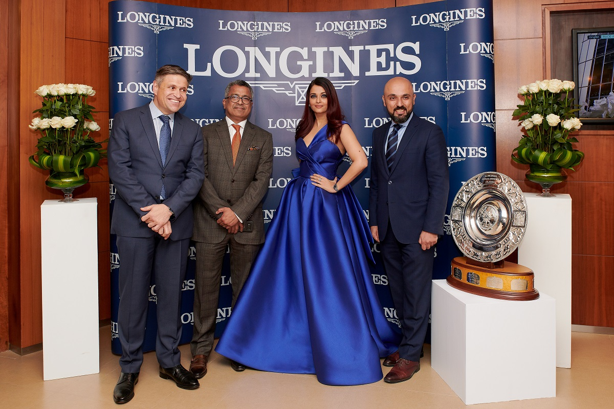 Brand Ambassador - Longines Boutique