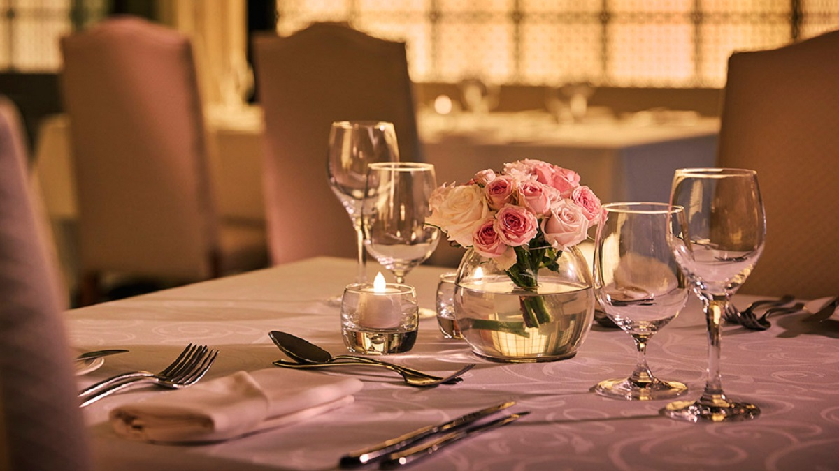 Celebrate Valentine's Day at The Meydan Hotel - Farriers Restaurant