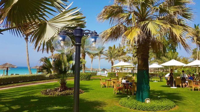 Ajman Hotel - Friday Beach & Garden Brunch