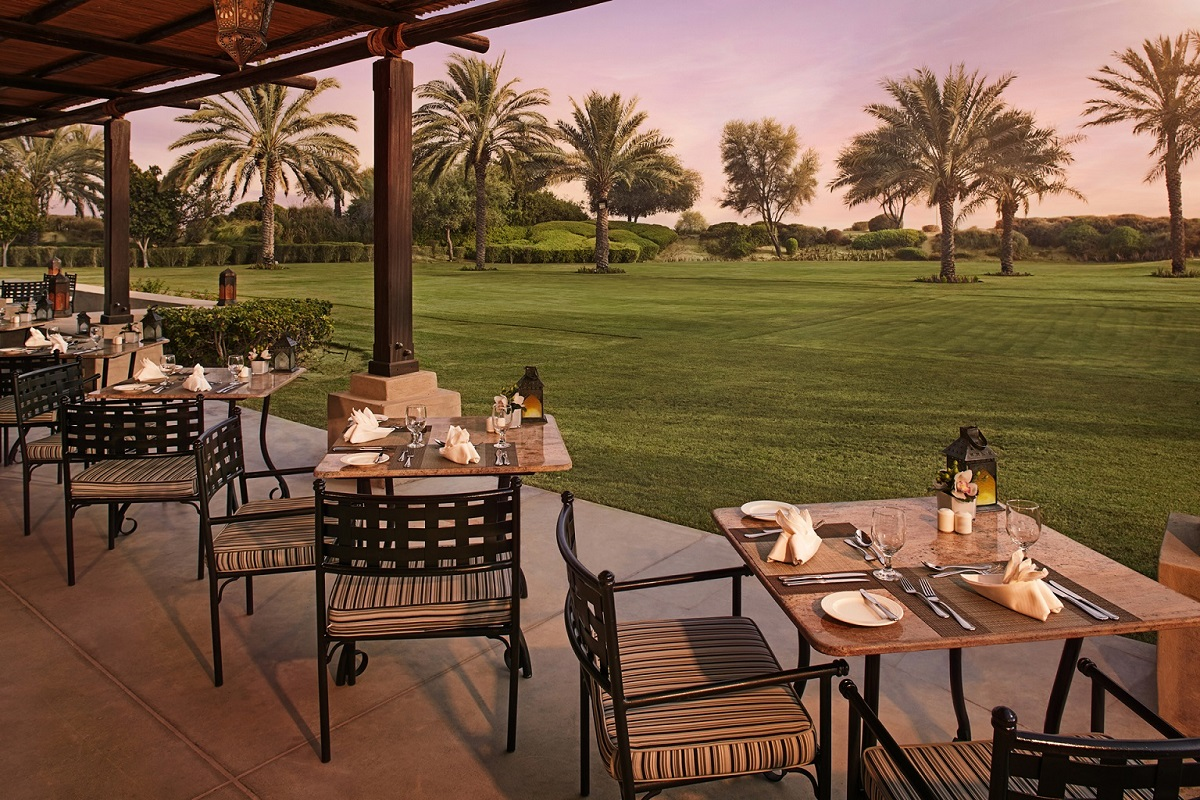 Bab Al Shams Desert Resort & Spa - Al Forsan Restaurant - Year of the Dog