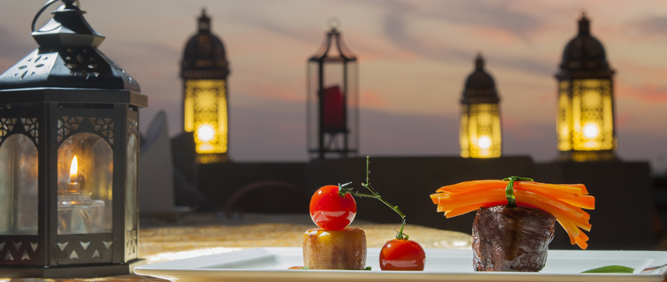 celebrate valentines day at bab al shams