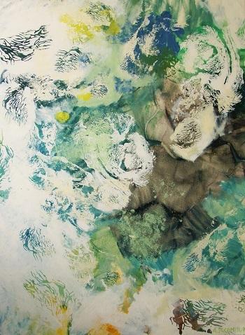Amelie Ducommun - Etihad Modern Art Gallery - Ajman Hotel