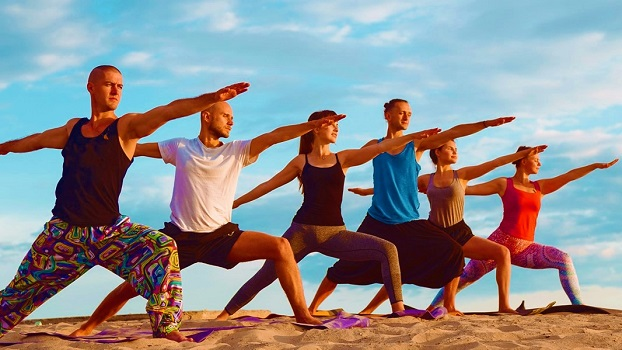 Bab Al Shams Yoga Retreat - March 24, 2018