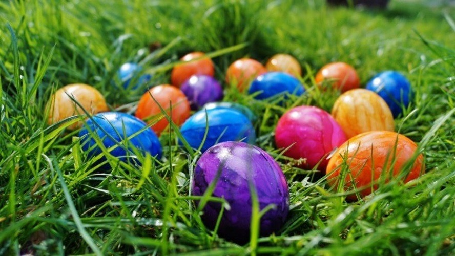 Celebrate Easter at Ajman Hotel - Eggs Painting & Hunting