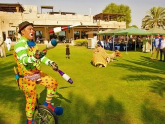 Celebrate Easter at Bab Al Shams