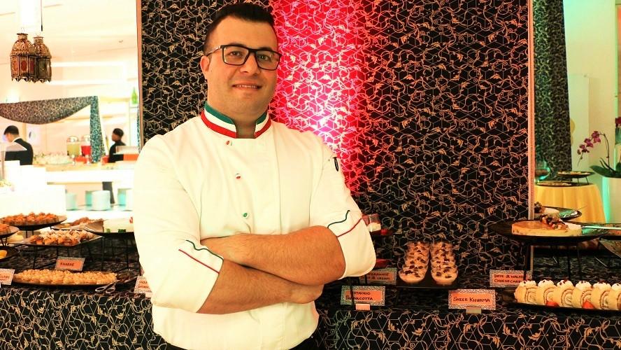 Chef Mohammad Noorani - Iranian Food Festival - Novotel Dubai Al Barsha