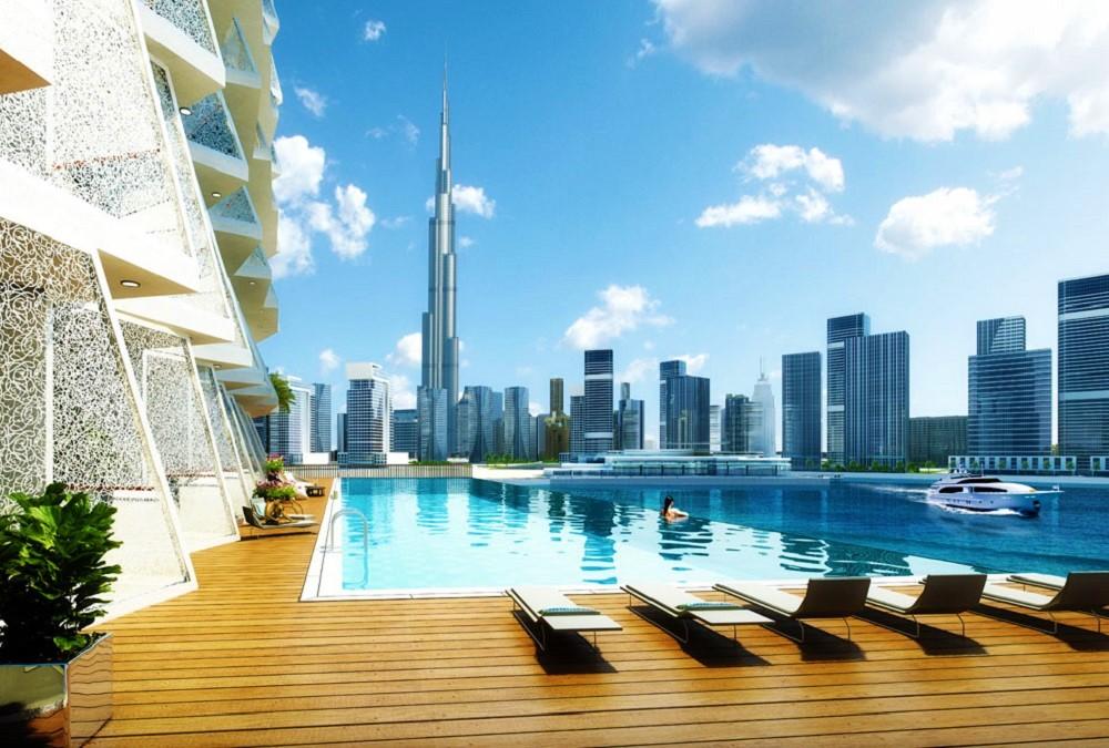 Millennium Binghatti Residences - Premium Facilities