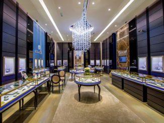 New Mouawad Boutique - Dubai Mall