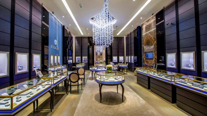 New Mouawad Boutique - Dubai Mall