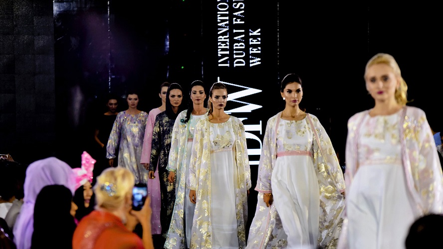 International Dubai Fashion Week 2018