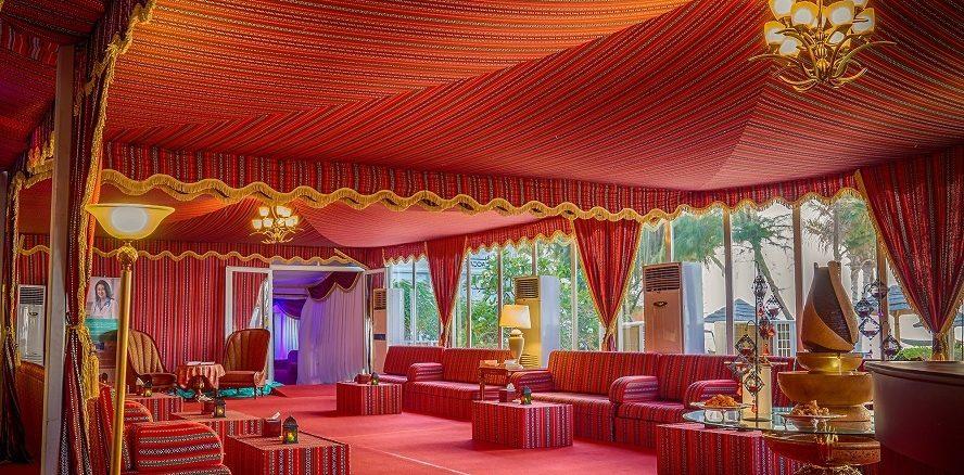Sea-View Ramadan Tent - Ajman Hotel