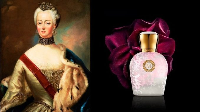 Moresque Parfum - Rosa Ekaterina - Art Collection