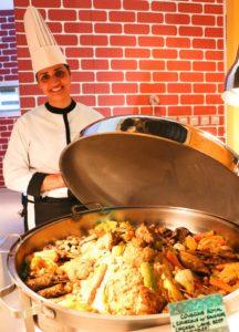 Authentic Moroccan Iftar Novotel