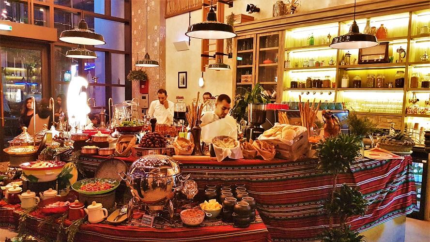 Sikka Café Ramadan Spirit - Arabian Style