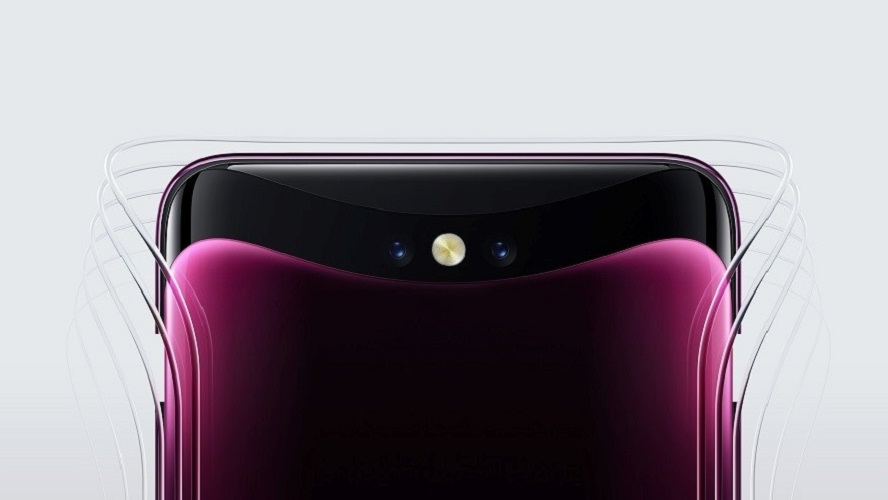 OPPO Find X - Stealth 3D Cameras