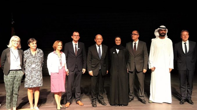 UAE-France Cultural Dialogue second phase - Louvre Abu Dhabi