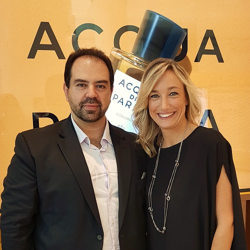 Acqua di Parma Dubai - Grand Opening - Laura Burdese, CEO and President of Acqua di Parma