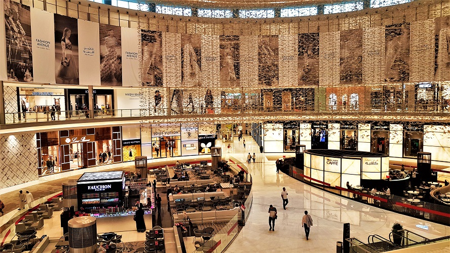 Fashion Avenue - The Dubai Mall