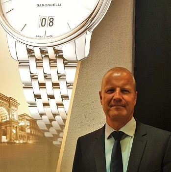 Franz Linder - President of Mido - Swiss Watchmaker since 1918