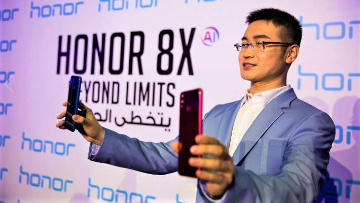 Honor 8X - Chris Sunbaigong