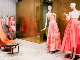 Max Mara Dubai Mall - Italian Heritage and Contemporary Spirit