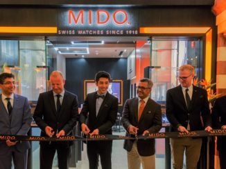 Swiss Watchmaker Mido - Dubai Mall