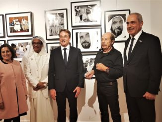 Au Temps de Zayed Exhibition - Alliance Française Dubai