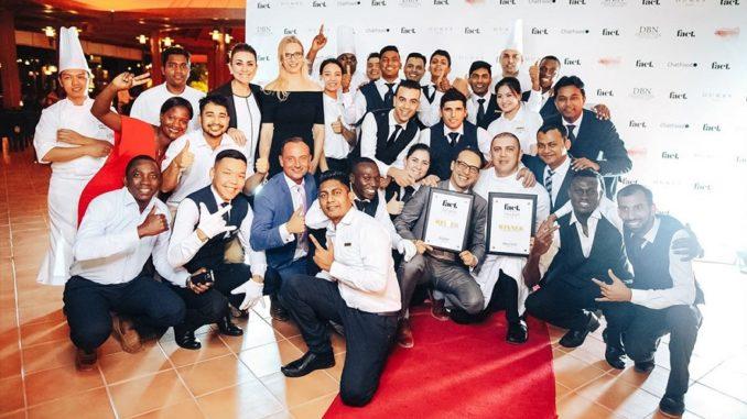 Second Annual FACT Dining Awards - Dukes Dubai