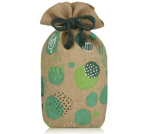 The Body Shop Christmas Collection 2018 - Community Trade Gift Pouch