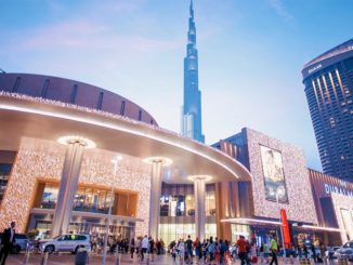 The Dubai Mall 10 Years Celebration