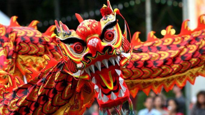 Bab Al Shams - Chinese New Year Celebration